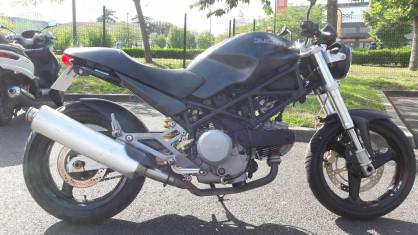 MONSTER S 620